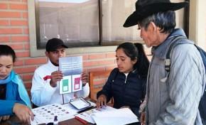 Referendo Autonómico: el TED Chuquisaca instala su sesión de Sala Plena la espera de las actas electorales de Alcalá