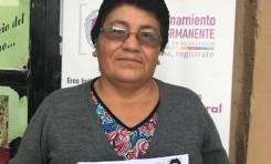 Argentina: Aurora Rodríguez ejercerá su voto como ciudadana boliviana después de 36 años