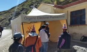 El TED Potosí comienza este domingo la capacitación de jurados para el Referendo Autonómico en Chuquihuta