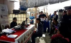 Chile: la brigada móvil del TSE empadronó a 359 bolivianas y bolivianos en Mejillones