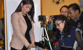 El OEP moviliza 1.732 equipos de registro para el empadronamiento masivo en Bolivia y en el exterior