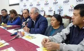 Tarija: habilitan 27 centros fijos de empadronamiento para las Elecciones Generales 2019