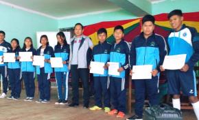 La Paz: nueve colegios de Coripata posesionaron a sus gobiernos estudiantiles