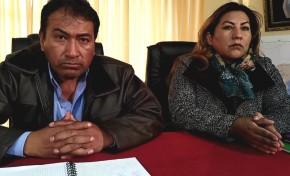 El TED Potosí reelige a Carlos Colque como presidente y a Zulema Baldivieso como vicepresidenta