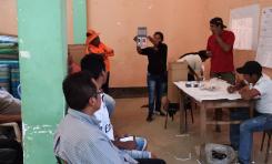 Referendo Autonómico: el TED La Paz declara cuarto intermedio hasta el lunes a la espera de las actas electorales