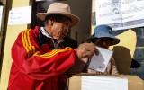 En Chuquihuta, el Referendo Autonómico transcurre en total tranquilidad