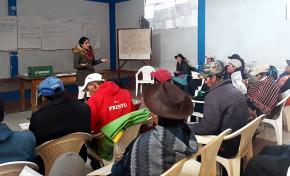 Chuquisaca: socializan la democracia intercultural y Elecciones Generales con comunicadores populares