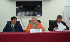 El TSE remite a la Fiscalía investigación del caso de Riberalta y garantiza transparencia en el registro electoral