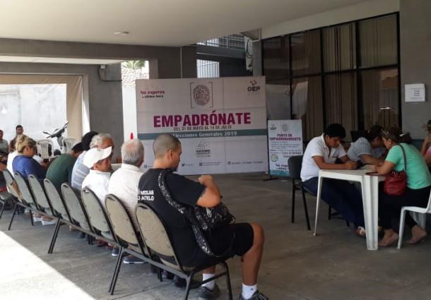 Elecciones Generales: 57.686 personas empadronadas en el departamento de Santa Cruz