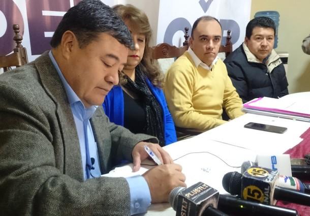 El TED Tarija administrará la elección de consejeros de COSAALT R.L