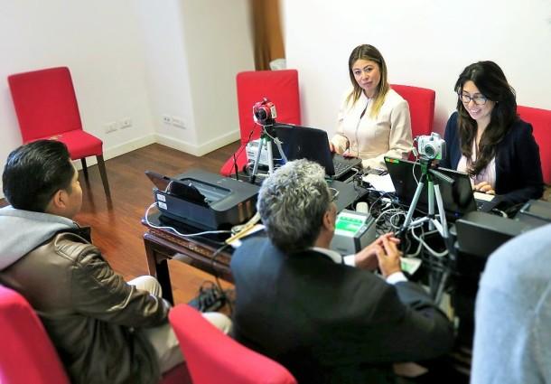 En Italia las y los bolivianos también se empadronan para las Elecciones Generales 2019