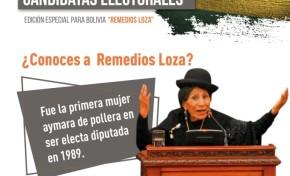 Elecciones Generales: candidatas de las nueve organizaciones políticas participarán en un curso para enfrentar la campaña electoral
