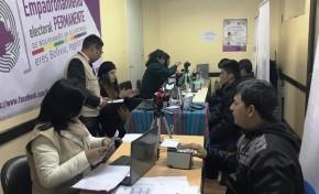 Argentina: el TSE convoca a los residentes bolivianos a empadronarse y no esperar los últimos días