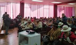La autonomía indígena de Salinas elegirá en agosto a las autoridades de su gobierno