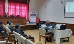 Tarija: 21 asociados ejercerán como jurados electorales en la elección de COSAALT
