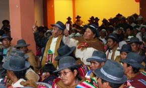 La elección de autoridades en Salinas deja de lado a los partidos políticos