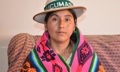 Salinas elige a Betty Condori como máxima autoridad ejecutiva de su gobierno autónomo indígena originario campesino