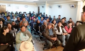 Elecciones Generales: en Potosí inician los talleres para notarias y notarios electorales