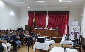 Tarija: COSAALT eligió a cinco consejeros de Administración y cinco de Vigilancia