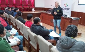Tarija:  13.588 asociadas y asociados están convocados a la elección en COSAALT este domingo