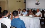 El TED de Santa Cruz otorga personería jurídica a cuatro agrupaciones ciudadanas