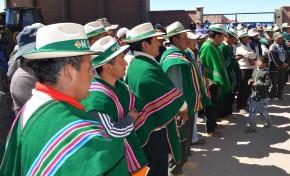 Salinas inicia la elección de autoridades para conformar su Gobierno Autónomo Indígena