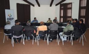 Elecciones Generales: socializan el Reglamento de Propaganda y Campaña Electoral con delegados de organizaciones políticas en Cochabamba