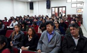 TED Chuquisaca: 80 coordinadores, facilitadores y capacitadores coadyuvarán en el desarrollo de las Elecciones Generales 2019