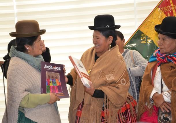 El TSE garantiza el derecho político de las mujeres a través de cuatro acciones