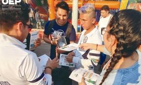 Intensifican la difusión de información sobre las Elecciones Generales en Sao Paulo-Brasil