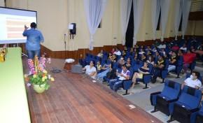 El TED Pando socializa las Elecciones Generales en la Universidad Amazónica