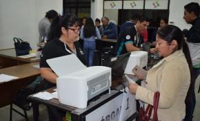 Elecciones Generales: el TED Santa Cruz convoca a las personas inhabilitadas a hacer sus reclamos hasta el 6 de septiembre