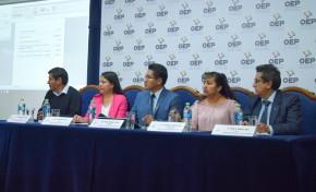 Elecciones Generales: el TED Cochabamba sorteó a 36.804 juradas y jurados electorales para el proceso electoral del 20 de octubre