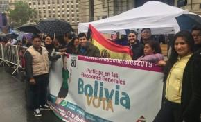 Elecciones Generales: habilitan 1.507 mesas de sufragio para los residentes bolivianos en el exterior