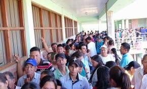 En Beni concluye la jornada de votación en absoluta tranquilidad
