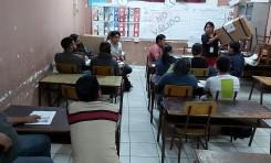 Elecciones Generales: el TED Tarija avanza con la capacitación a juradas y jurados de mesas de sufragio