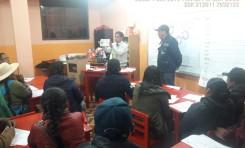 TED Potosí: los talleres de capacitación concluyen con una masiva participación de juradas y jurados del área urbana