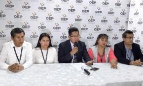 En Cochabamba la jornada electoral transcurrió con normalidad