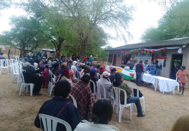 Cuatro zonas de Charagua Iyambae eligen a sus representantes al Ñemboati Guasu