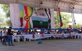 Charagua lyambae posesiona a sus nuevos representantes para el Ñemboati Guasu y el Tëtarembiokuai Reta Imborika