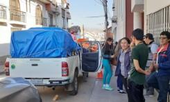 El TED Chuquisaca comienza la distribución de las maletas electorales a las áreas rurales