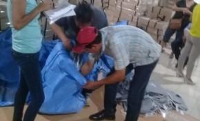 El TED Beni culmina el armado de las 1.302 maletas electorales para las Elecciones Generales