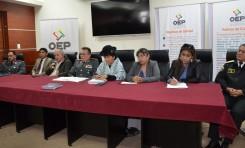 Más de 11 mil efectivos de las FFAA resguardarán la jornada de las Elecciones Generales