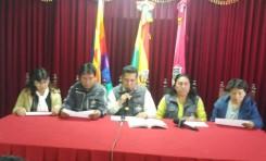 El TED Oruro termina el cómputo con el 90 por ciento de participación ciudadana
