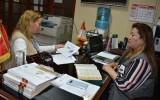 El TED Potosí informa a la misión de la OEA de las actividades realizadas para las Elecciones Generales