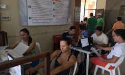 Tras la quema, el TED Beni y el Serecí restablecen sus servicios a la ciudadanía