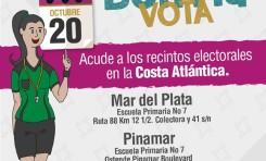 En la Costa Atlántica de Argentina disponen nueve mesas de sufragio para el voto de residentes bolivianos