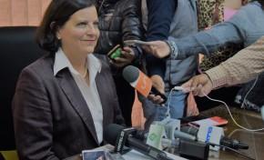 TED Cochabamba: la vocal Ana María Villarroel se compromete a desarrollar un trabajo transparente