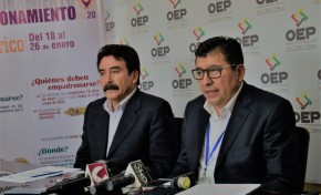 En Cochabamba existen 27.258 nuevos registros en el Padrón Electoral