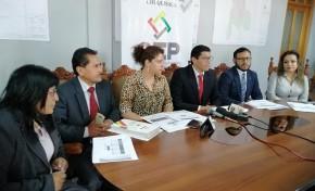 En Chuquisaca, 16.251 personas se empadronaron para las Elecciones Generales 2020